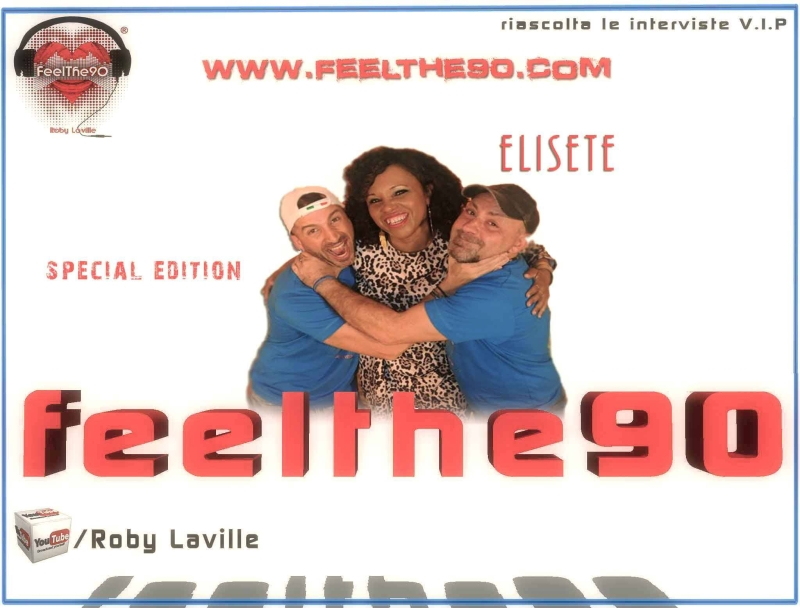 Elisete, Roby and Maury